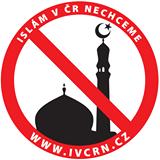 Logo - Nie chcemy Islamu w Czechach