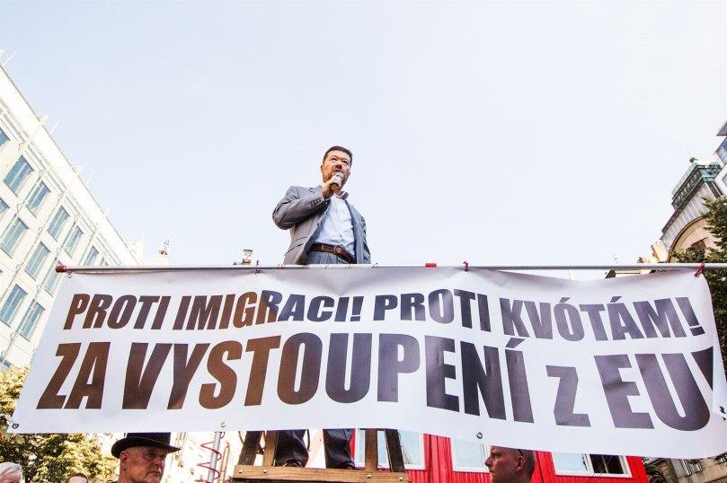 Tomio Okamura, źródło Lidovky.cz