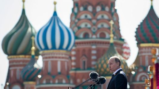 Putin, zdjęcie pochodzi z svt.se