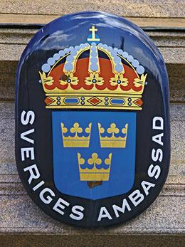 SverigesAmbassad zdjęcie pochodzi z informationsverige.se