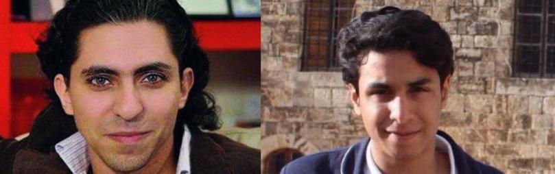 Raif Badawi i Ali Mohammed Al-Nimr