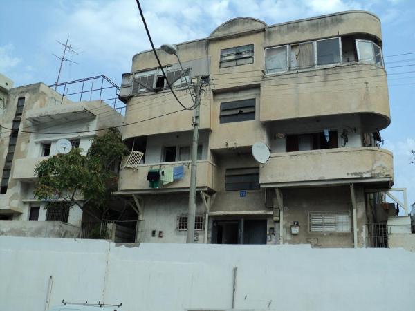 Biedniejsza twarz Tel Awiwu. Zdjęcie - Prasa Zagraniczna