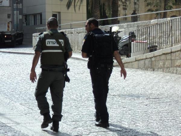 Izraelscy żołnierze w Jerozolimie. Zdjęcie - Prasa Zagraniczna