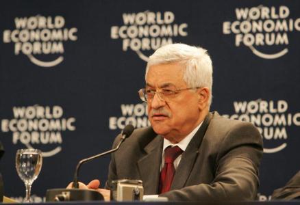 Prezydent Abbas. Zdjęcie pochodzi z Worthynews